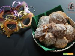 Carnevale: Frittelle di mele con la friggitrice ad aria