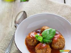 Polpette al sugo di carne (ricetta napoletana)