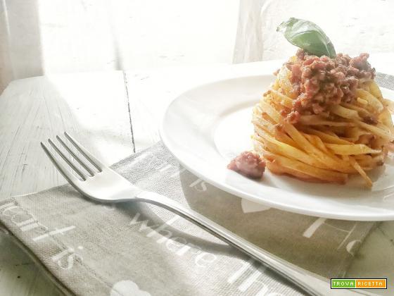 Il Ragù alla bolognese La ricetta depositata
