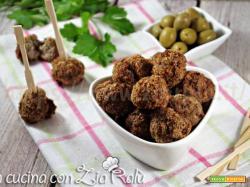 Polpette di carne fritte – gustoso finger food