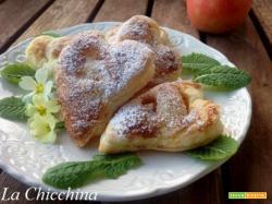 Cuoricini di mela (velocissimi)