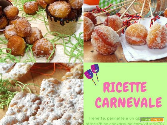 Ricette Carnevale