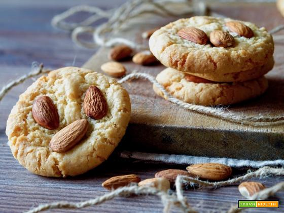 Biscotti Facili alle Mandorle