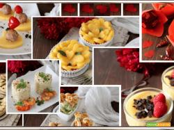 Menù per San Valentino: il menù perfetto per tutti gli innamorati