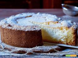 Crostata Morbida con Ricotta e Mascarpone