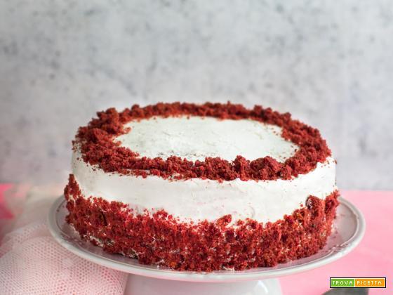 Red velvet cake RICETTA PERFETTA ORIGINALE