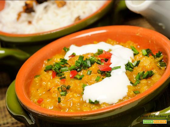 Masoor Dal – Dhal indiano di lenticchie rosse