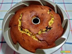 Pan d'Arancio al Mascarpone