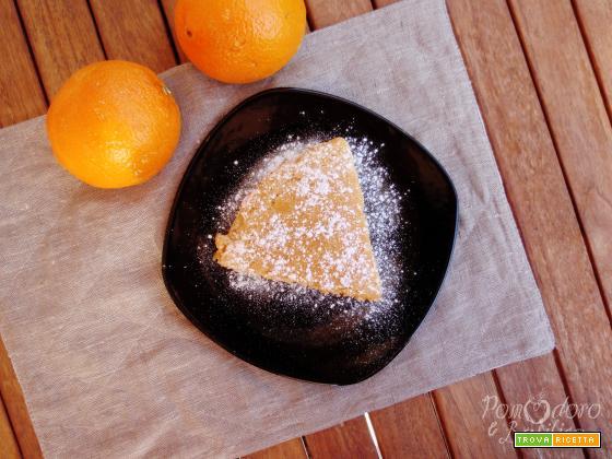 Torta Cocco e Arancia