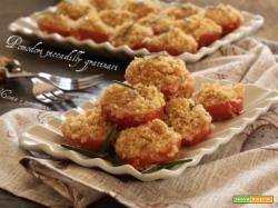 Pomodori piccadilly gratinati
