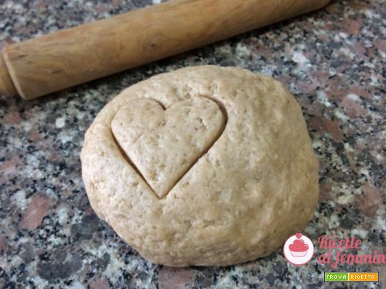 Pasta frolla senza burro friabile