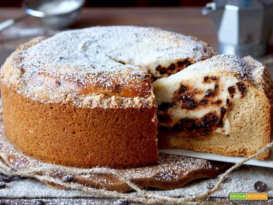 Crostata Mocaccino