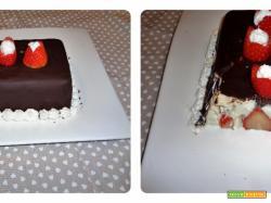 Mattone al Cioccolato bianco