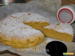 Torta con farina di mandorle di Patrizia