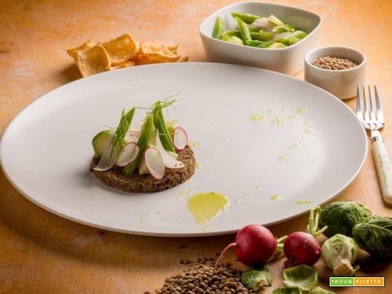 Giardino d'inverno: tutto il gusto dell'orto in un unico piatto