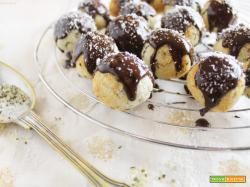 Protein Chocolate&Coconut Energy Balls (Glutenfree)