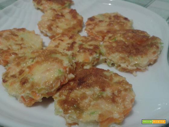 Mini Frittate vegetariane | Ricetta