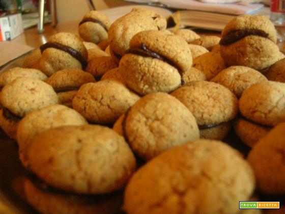 Baci di dama ricetta piemontese ricetta for Ricette piemontesi