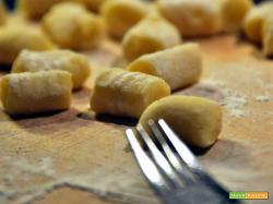 Gnocchi di patate - Ricetta da fare in casa
