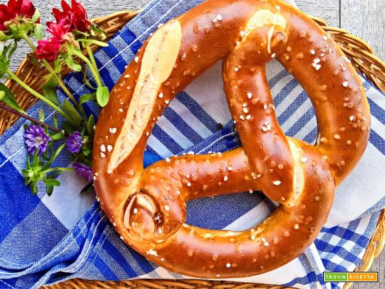Pretzel - Ricetta tedesca