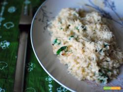 Risotto con gli asparagi - Ricetta veneta
