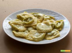 Tortelli verdi - Ricetta emiliana