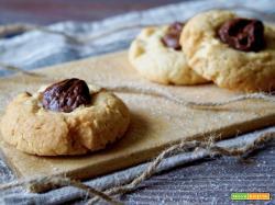 Biscotti Facili alla Nutella