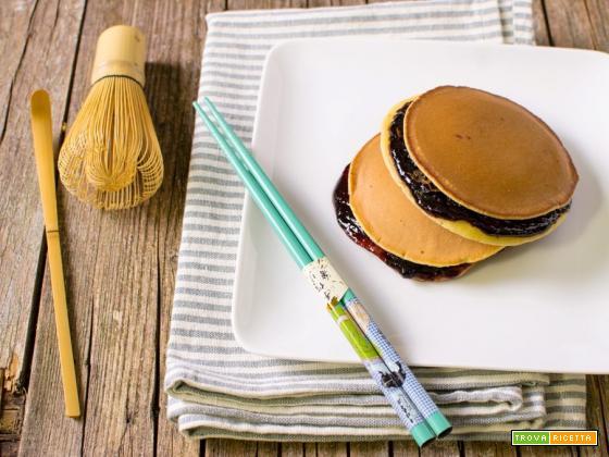 Dorayaki: la dolcezza in arrivo dall'Oriente… per deliziare la tua colazione