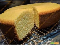 Torta cotta sul fornello senza glutine ne lattosio