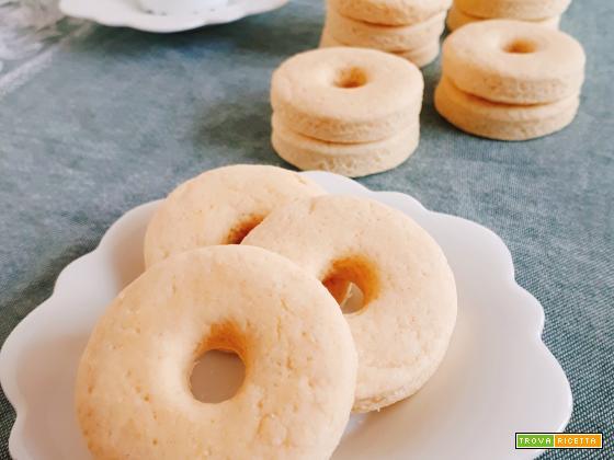 MACINE, i biscotti alla PANNA del Mulino Bianco