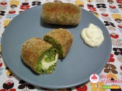 Polpette di quinoa e broccoli