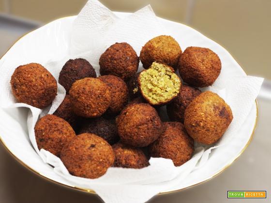 Falafel | Ricetta polpette arabe deliziose