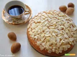 Torta di mandorle siciliane