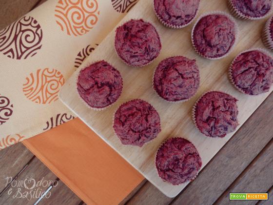 Muffin alle Rape Rosse
