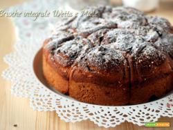 Torta brioche integrale al miele e uvetta, ricetta con pasta madre