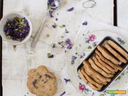 Mai provati i Biscotti alla malva con farina di grano saraceno e riso ?