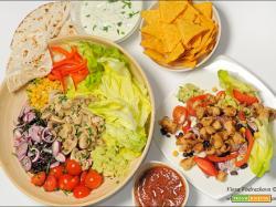 Burrito bowl a modo mio quasi alla messicana