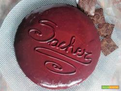 Torta Sacher o Sachertorte