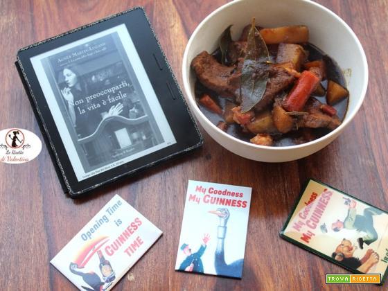 MANGIA CIO` CHE LEGGI 113: Irish stew (in pentola a pressione elettrica) ispirato da  Non preoccuperti la vita è facile di Agnès Martin-Lugand