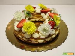 Paris-Brest versione cream tart
