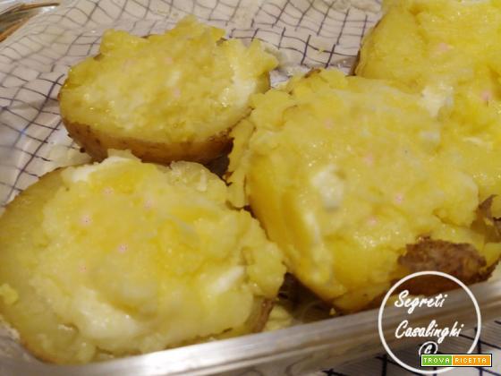 barchette patate ripiene