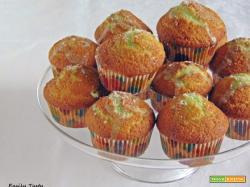 Muffin cocco e menta