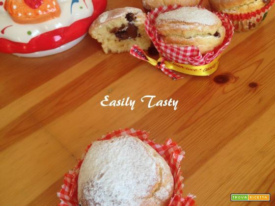 Muffin con Nutella®