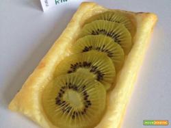 Sfogliatine al kiwi