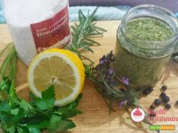 Come fare il sale aromatizzato