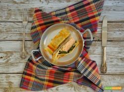 Le Ricette di Chri: Filetto di salmone in crosta