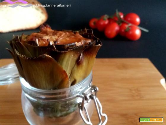 Carciofi ripieni – ricetta veloce