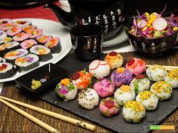 Sushi day-Temari sushi (sushi balls) a modo mio