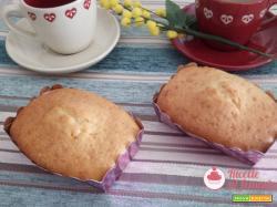 Ricetta plumcake Mulino Bianco