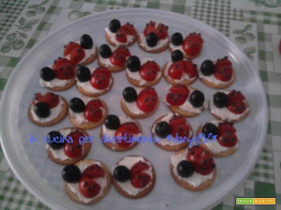 Allegre Coccinelle | Ricetta